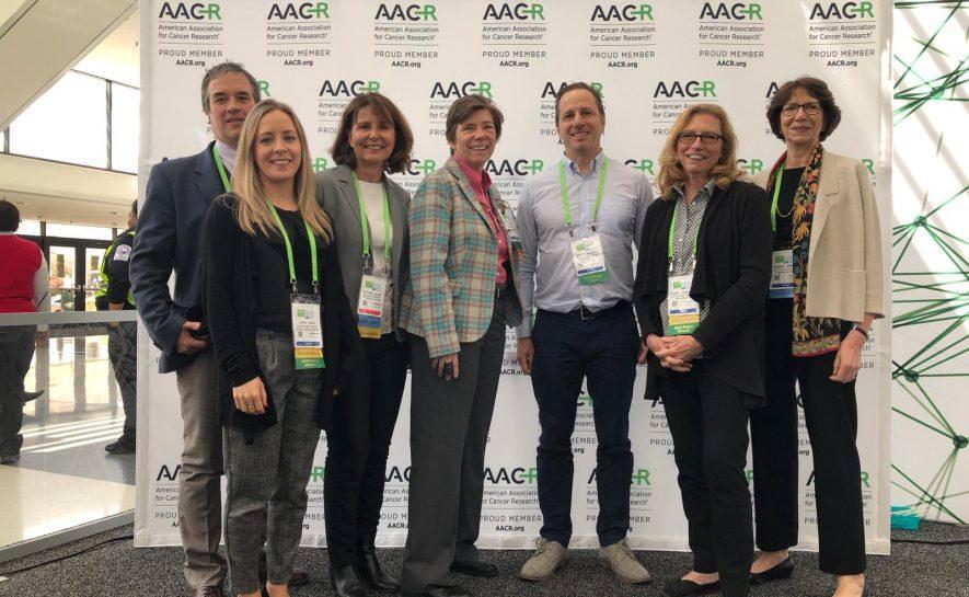 Imagine for Margo participe à l'AACR 2019 à Atlanta