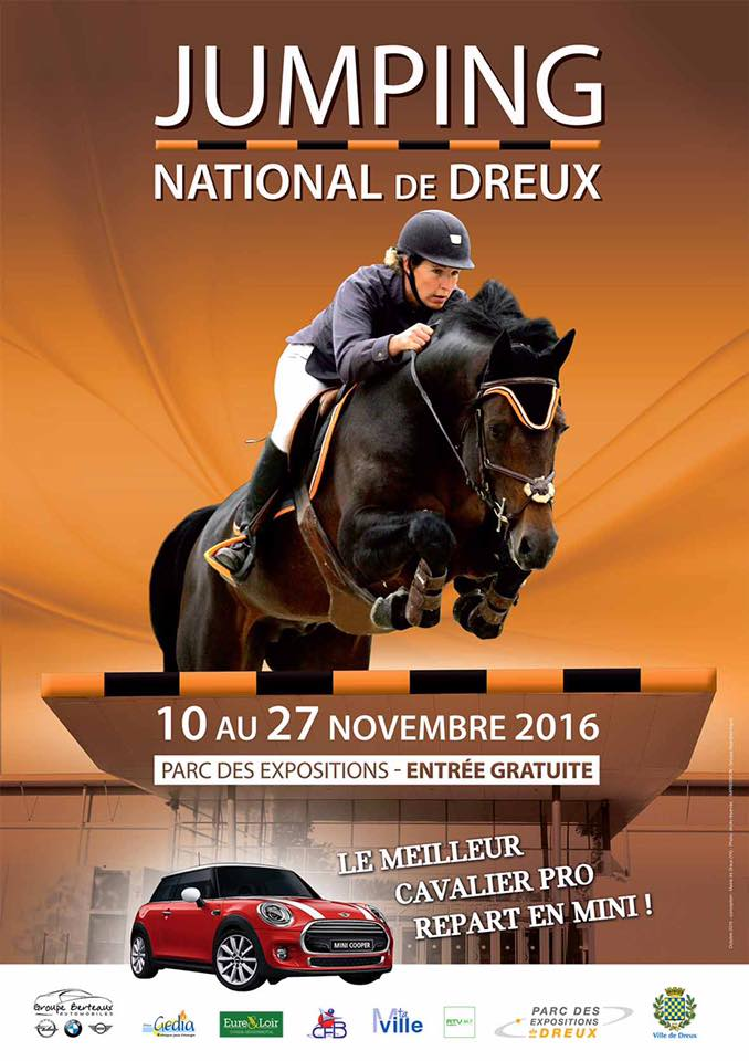 AFFICHE JUMPING