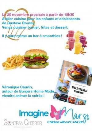 Affiche Atelier Cuisine