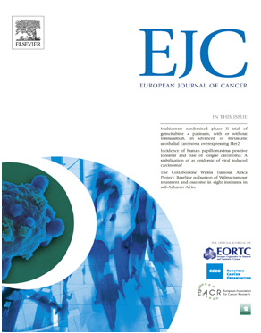 European Journal of Cancer- Août 2017