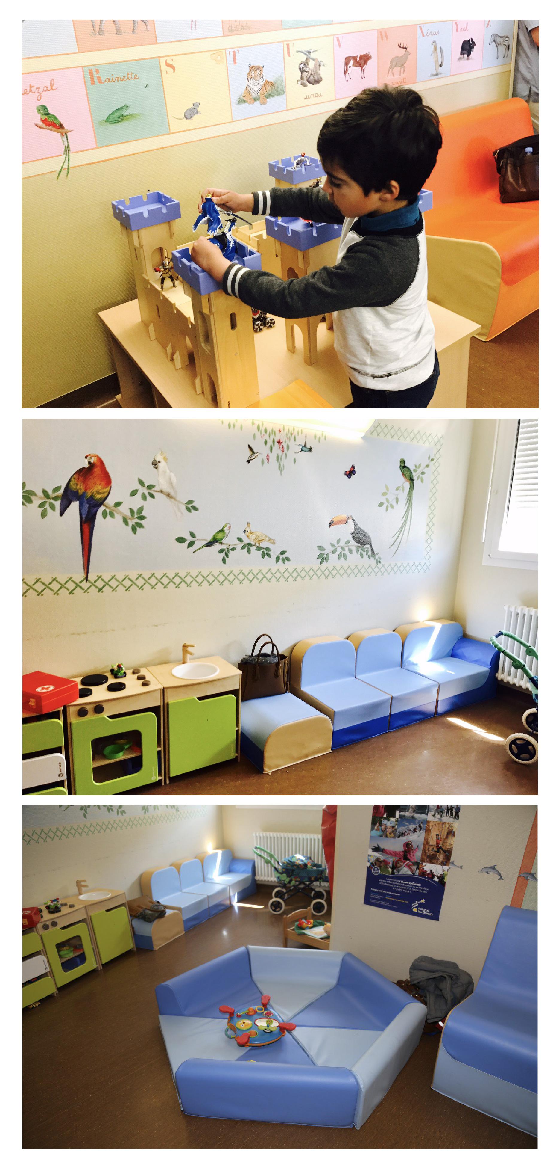 Hopital chambre
