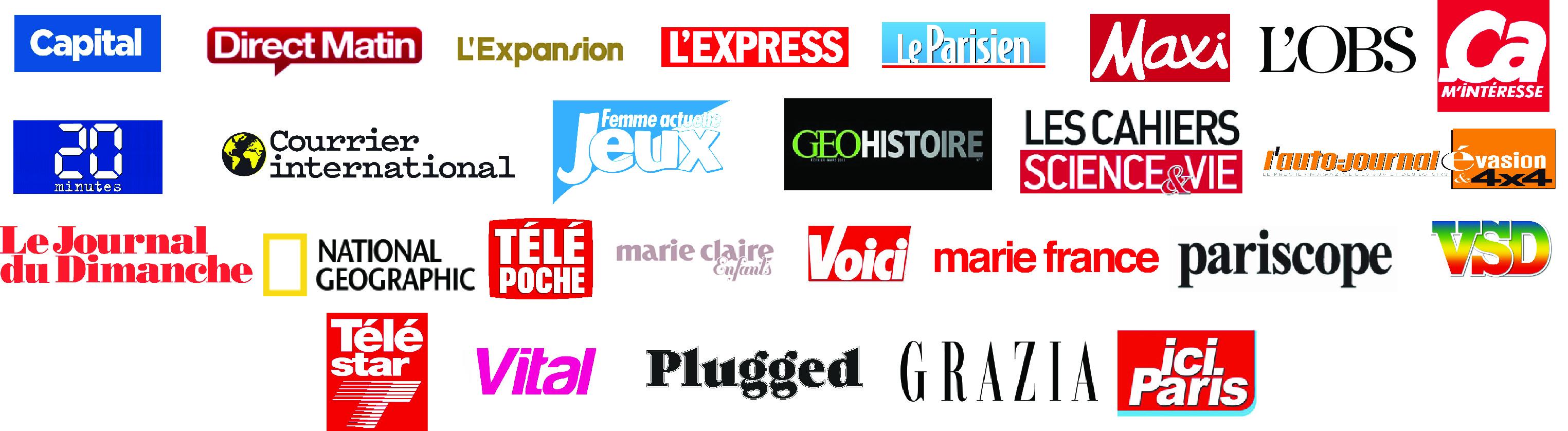 Partenaires media