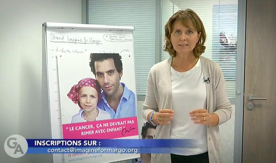 YVELINES PREMIERE – 11 Septembre 2017 – «La course Enfants sans Cancer se prépare»