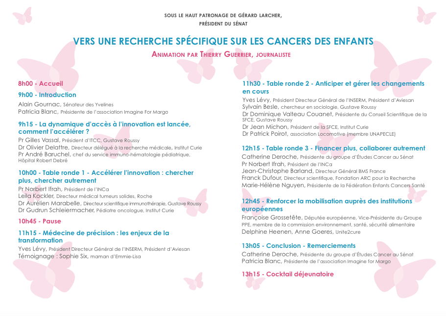 Programme colloque 2017