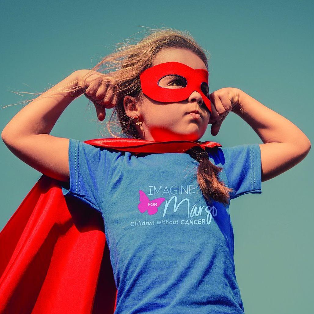 a leur sante au havre au profit de l'association Imagine for Margo qui lutte contre le cancer des enfants