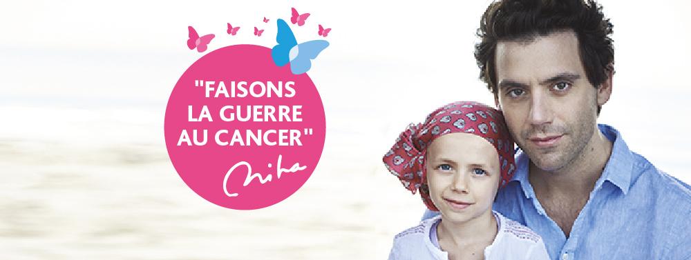 faisons la guerre au cancer en faisant un don