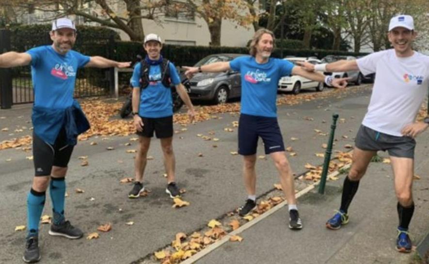 Le triathlon pas comme les autres d'Étienne