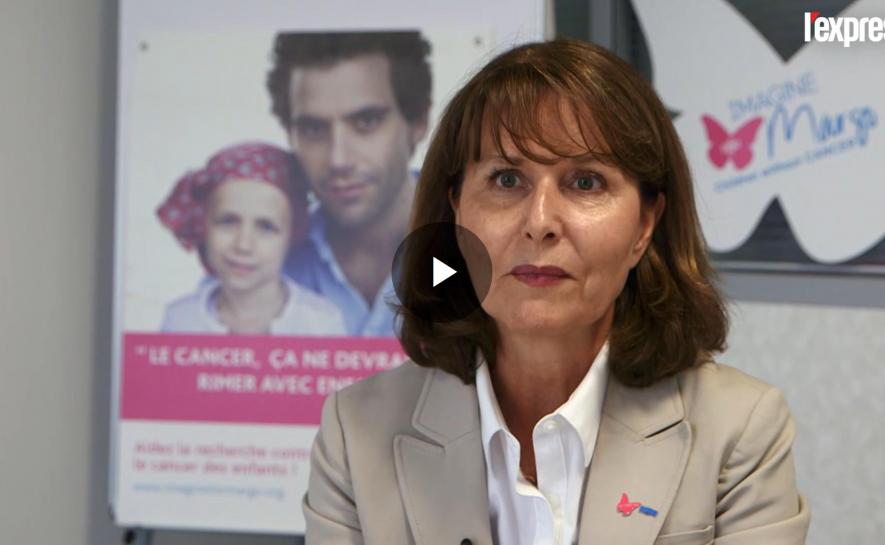 Interview de Patricia Blanc dans «les figures de l'Express»