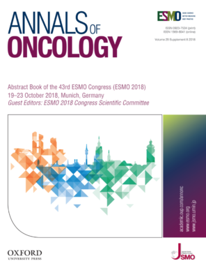 Annals of Oncology – Octobre 2018