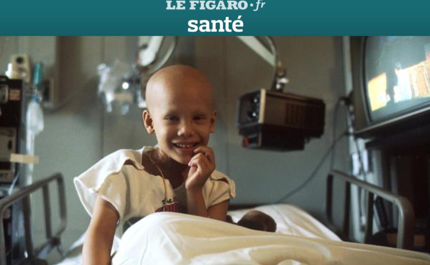 Interview de Patricia Blanc dans Le Figaro Santé