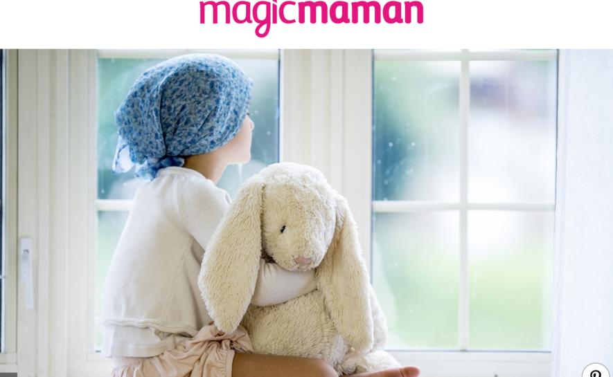 Interview de Patricia Blanc dans Magicmaman