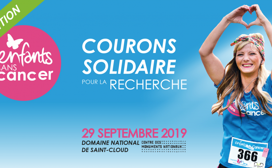 Course Enfants sans Cancer 2019