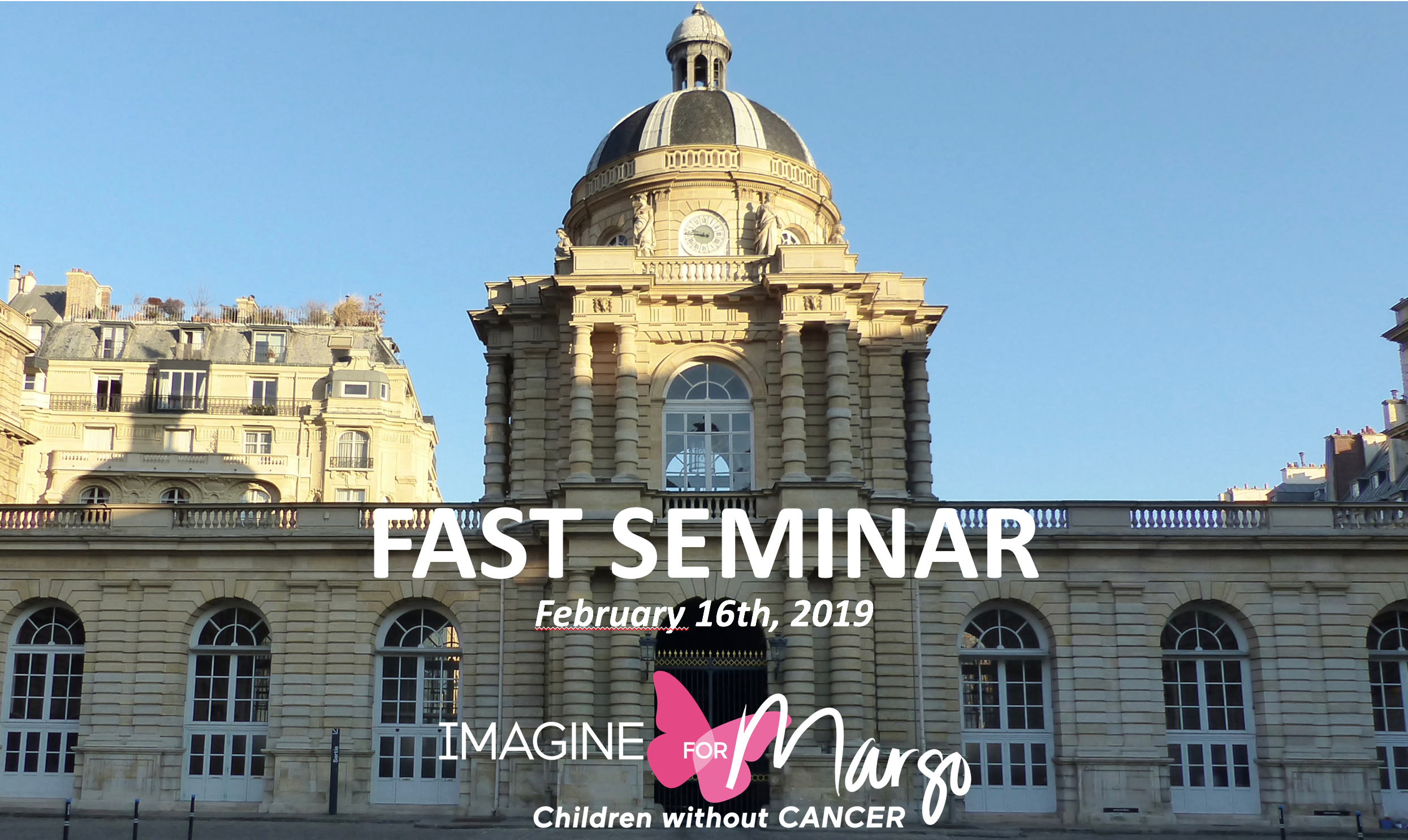 FAST 2019 SEMINAR ON RESEARCH AGAINST CHILDREN'S CANCER