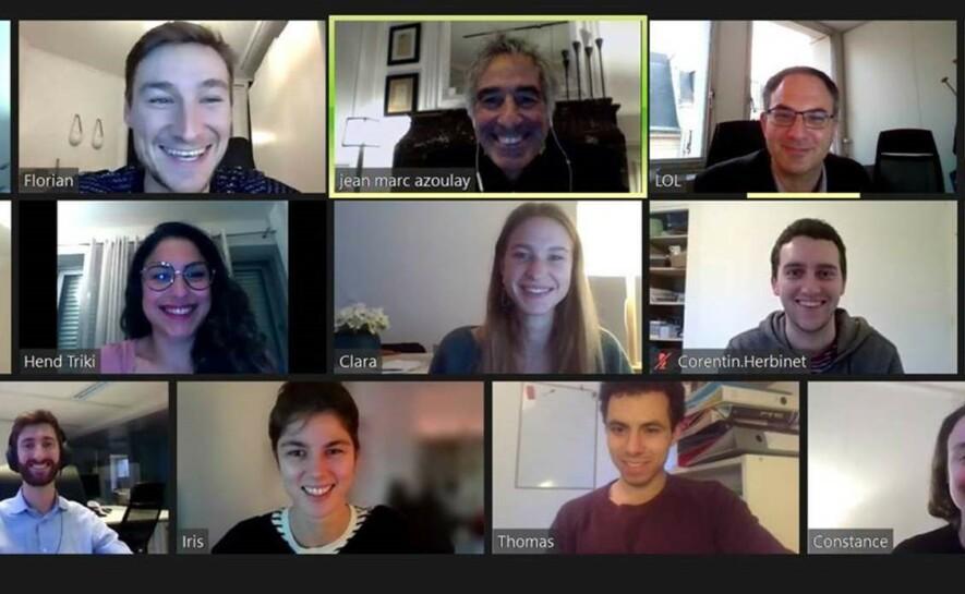 OC&C Strategy Consultants : un challenge virtuel réussi !