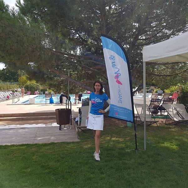 le club le tir s'est mobilisé pour l'association Imagine for Margo afin de l'aider à lutter contre le cancer des enfants