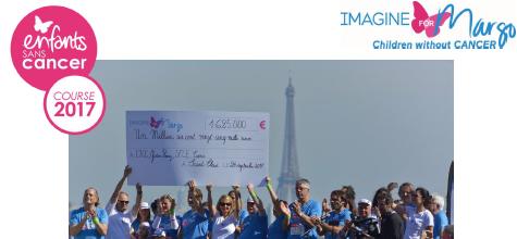 Résumé de la course Enfants sans Cancer 2017