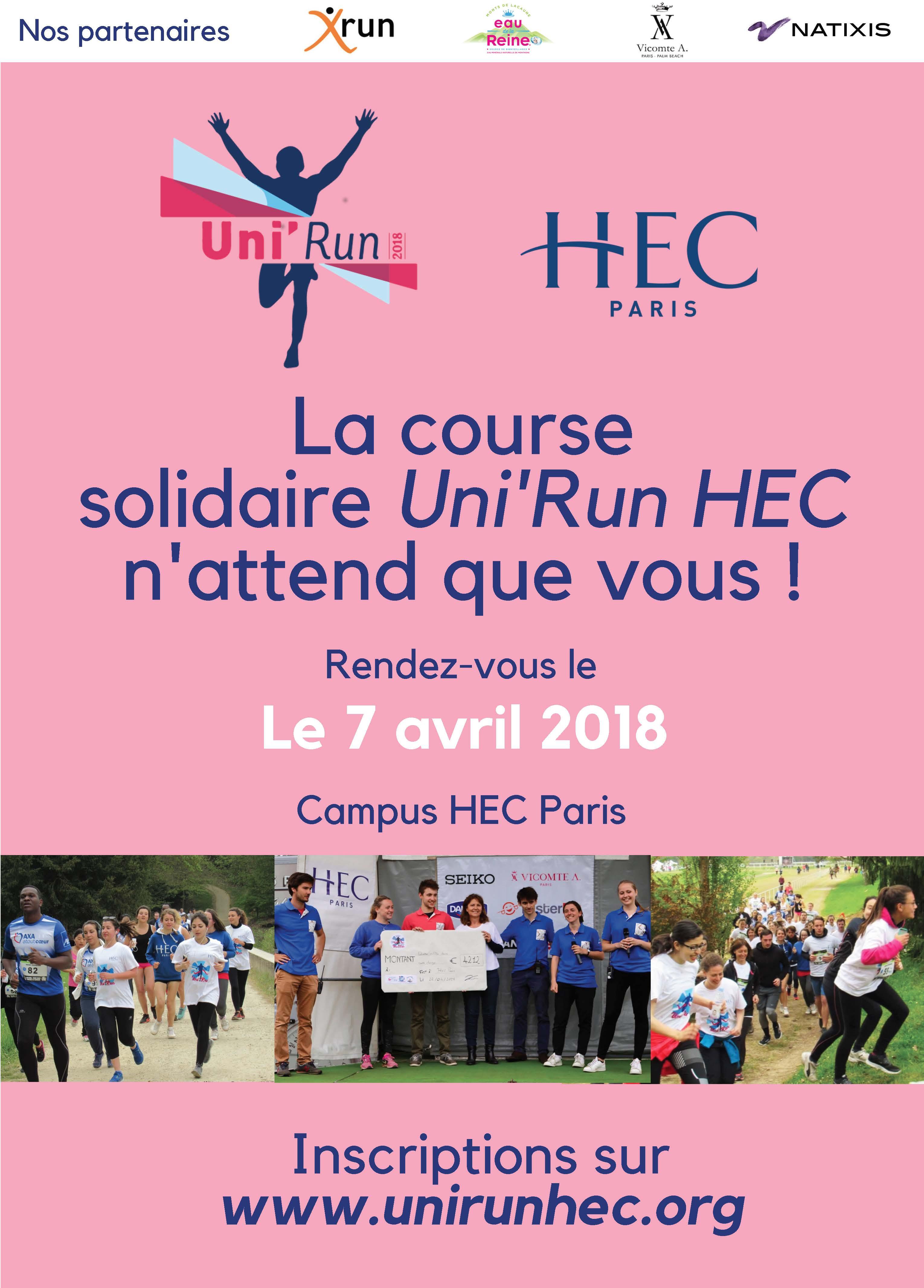 course Unirun HEC