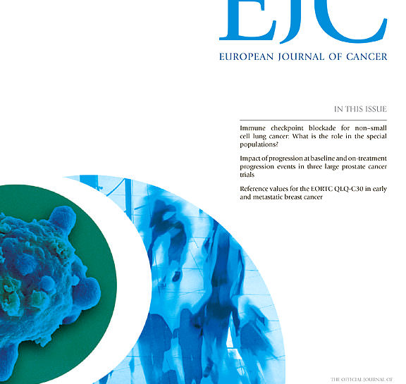 European Journal of Cancer – Janvier 2020