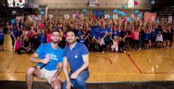 3e édition de fitness reims en soutien à Imagine for Margo pour lutter contre le cancer des enfants