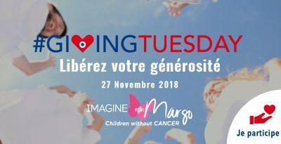 Giving Tuesday : libérez votre générosité !
