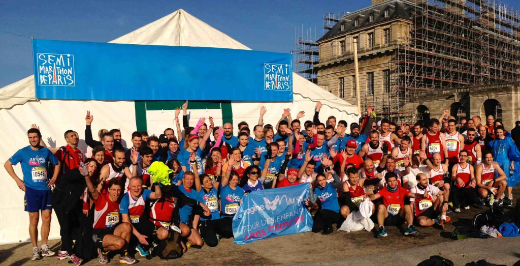 semi marathon de Paris 2015