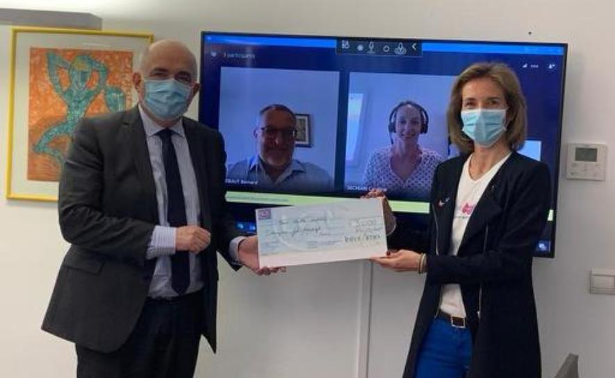 Interfimo se mobilise pour lutter contre le cancer des enfants !