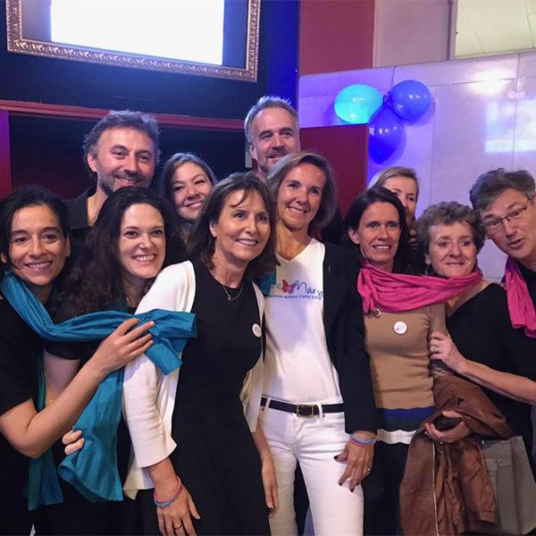 soirée du cabinet Intuity au Paris Story en soutien à Imagine for Margo