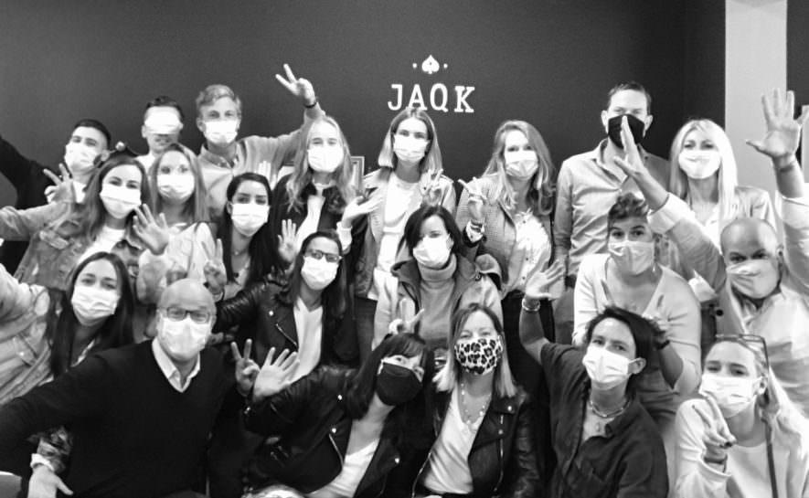 JAQK : une vente solidaire pour des Enfants sans Cancer