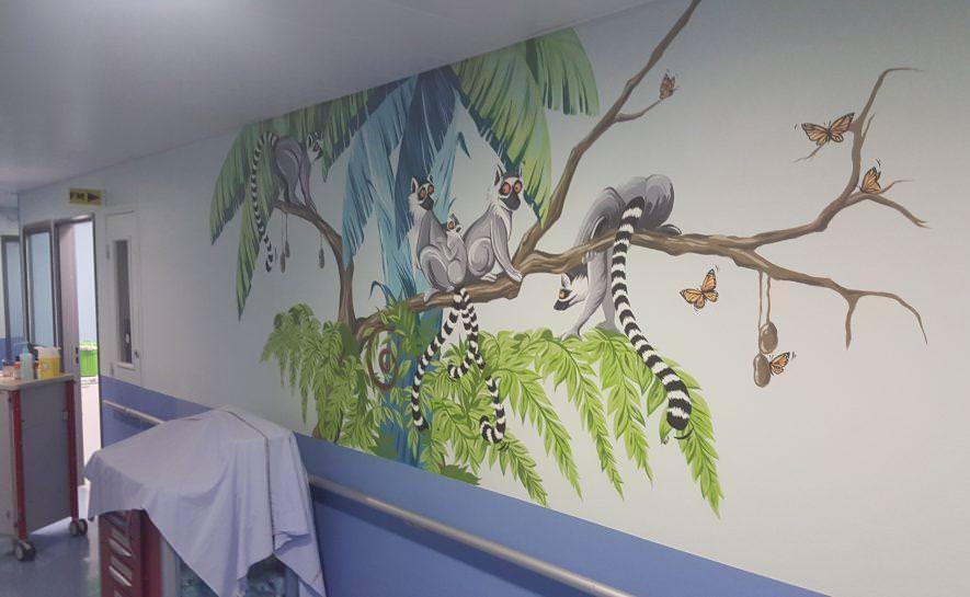 CHU de Saint-Denis à La Réunion : du nouveau dans le service pédiatrique !