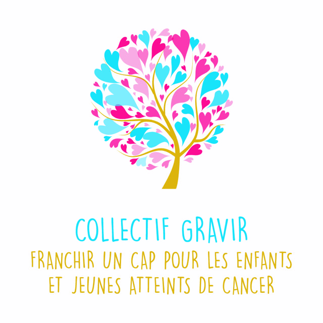 collectif gravir pour franchir un cap sur la cause des cancers pédiatriques