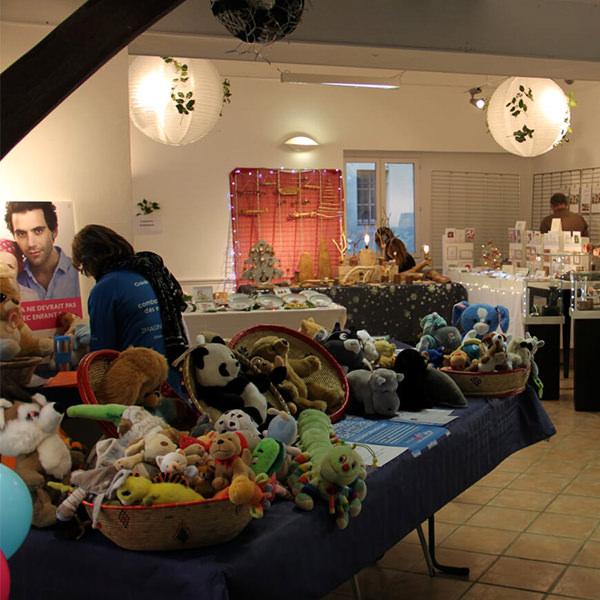 un marché de Noël solidaire à Chavenay au profit d'Imagine for Margo