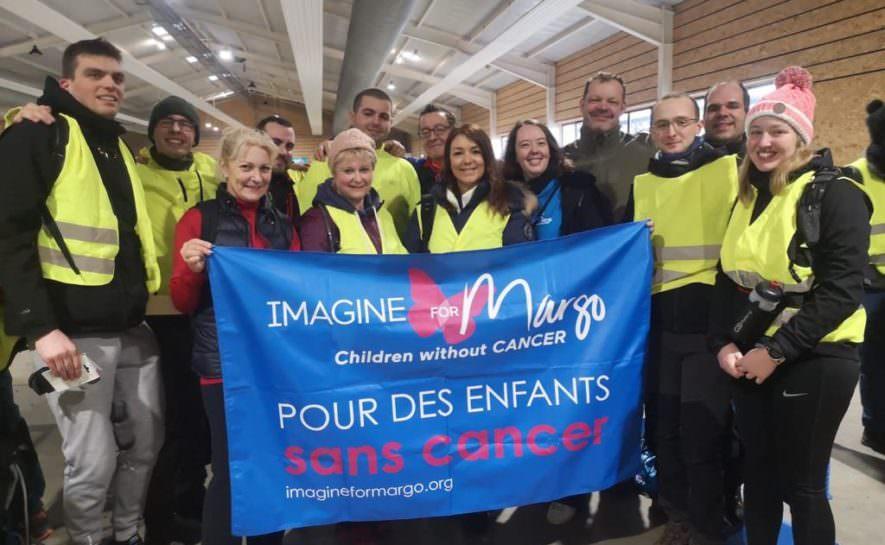 Paris-Mantes 2020 : 1082 km parcourus pour des Enfants sans Cancer !
