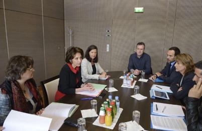 Entretien avec Mme Marisol Touraine, Ministre de la Santé