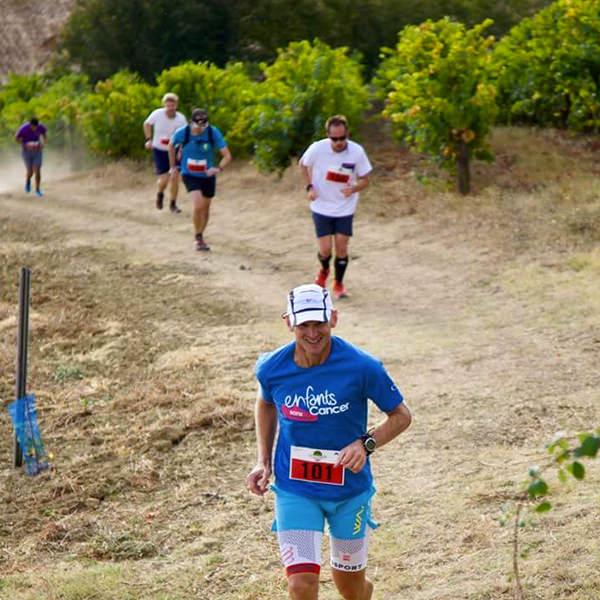 course dans le Tarn au profit d'Imagine for Margo