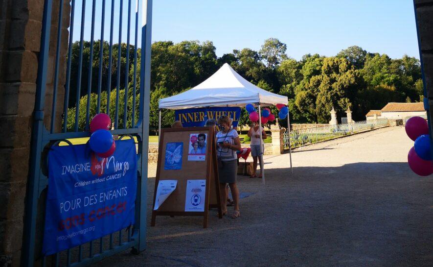 Retour de la randonnée solidaire de Melle avec le Rotary International !