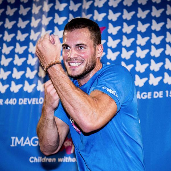 fitness reims en soutien à Imagine for Margo pour les aider à lutter contre le cancer des enfants