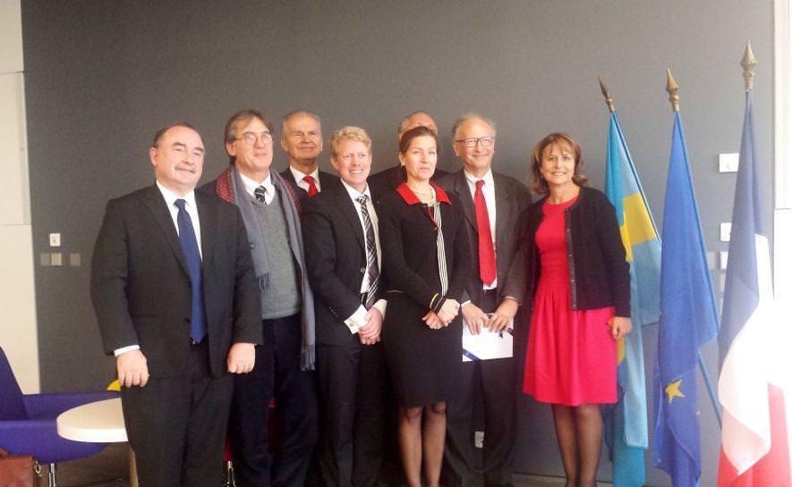 3 Décembre – Séminaire sur le cancer des enfants et remise du prix scientifique franco-suédois des jeunes chercheurs