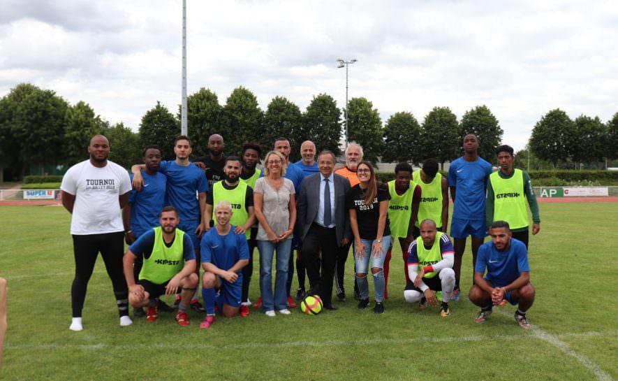 Un tournoi de foot solidaire au Plessis-Trévise