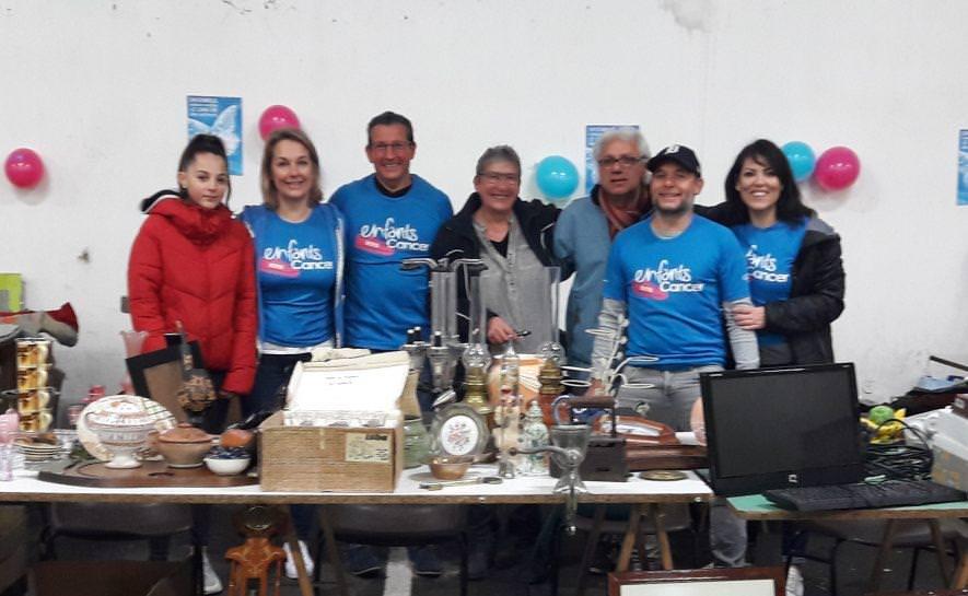 Vide-grenier caritatif : la ville de Rezé se mobilise !