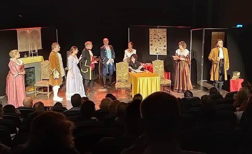 Théâtre solidaire à Boulogne-Billancourt